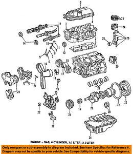 TOYOTA OEM Camshaft Cam-Oil Seal 9031138034 | eBay | 2007 Toyota Sienna Engine Diagram Camshaft |  | eBay