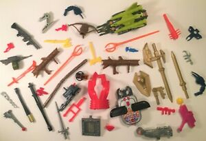 RAMBO Weapon Battle Pack Red Crossbow 1986 Original Figure Accessory