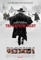 The Hateful 8 Movie Poster - Quentin Tarantino (style B)