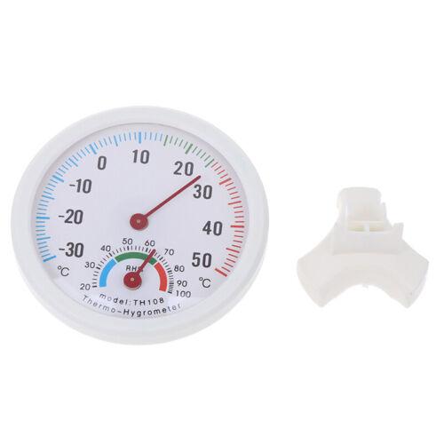Mini indoor outdoor hygrometer humidity gauge thermometer temperature metersX ZV