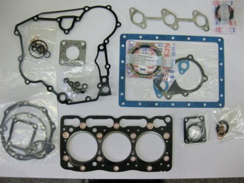 Dichtungssatz für Kubota D905 D 905 Dichtsatz Disa gasket set ZKD Motordichtsatz