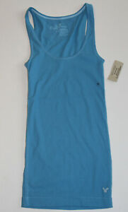 NWT-AMERICAN-EAGLE-OUTFITTERS-AE-Womens-Ribbed-Boyfriend-Tank-Top-M