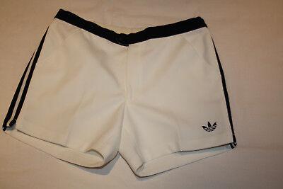 Tennishose Sporthose Shorts Kurze Hose Tennis - Adidas - Vintage - Größe 50