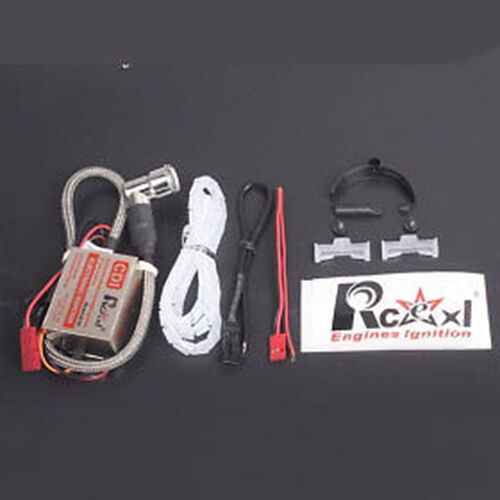 Rcexl Single Ignition for NGK -CM-6-10MM 90 Degree (A-02 4.8V8.4V 622a)