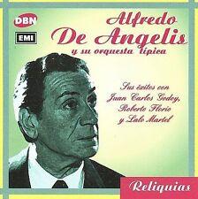 ALFREDO DE ANGELIS/SU ORQUESTA TIPICA - SUS EXITOS CON GODOY, FLORIO Y MARTEL (N