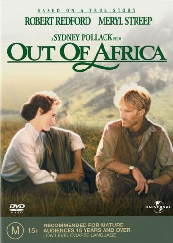 1 of 1 - Out Of Africa (DVD, 2003, 2-Disc Set)