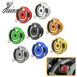 Universal-Motorcycle-CNC-Aluminum-Engine-Oil-Filler-Plug-Fill-Cap-Screw-Cover