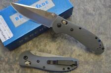 *NEW* Benchmade 551-1 Griptilian w/ G10 Handles / CPM-20CV Steel Blade