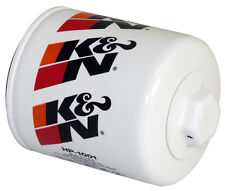 K&N Premium Wrench-Off Oil Filter HP-1001 (Performance Canister Oil Filter)