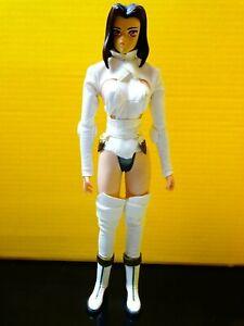 Ghost In The Shell 2 Motoko Aramaki Figure Man Machine Interface 2 White Suit Ebay