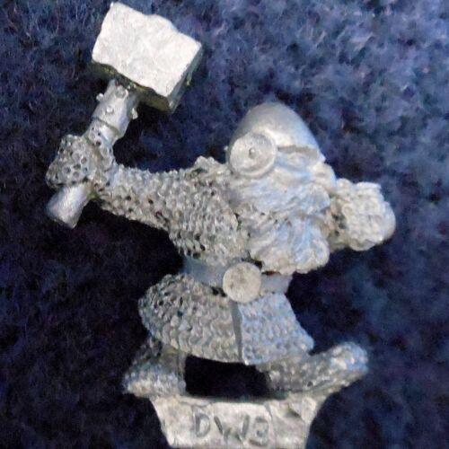 2 nain avec marteau 1 nain clansmen 88001 3 mm10 1989 Maraudeur dw3 mm10