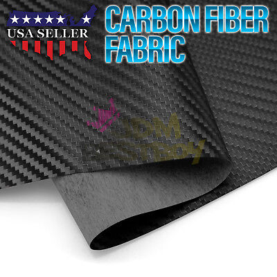 "White Carbon Fiber Fabric Cloth Marine Vinyl 54/"" Wide Plain Weave Upholstery"