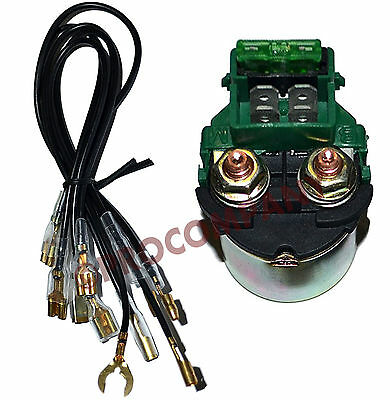 NEW STARTER RELAY SOLENOID SOLONOID HONDA GL1200 GOLD WING GL1200 1984 TO 1988