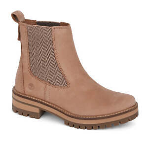"""NWT Timberland Courmayeur Valley Chelsea 6"""" Boots NWT"""