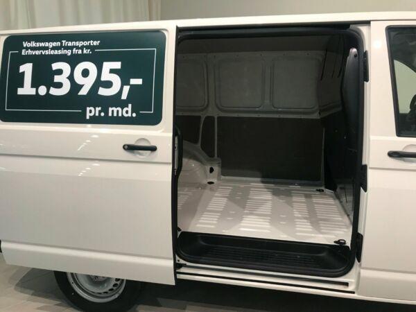 VW Transporter 2,0 TDi 84 Ladvogn kort - billede 3