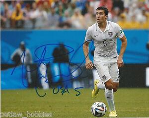 Team-USA-Sporting-KC-Matt-Besler-Signed-Autographed-8x10-COA