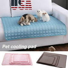 Pet Cooling Mat Cool Pad Comfortable Cushion Bed Blanket for Dog Cat Puppy