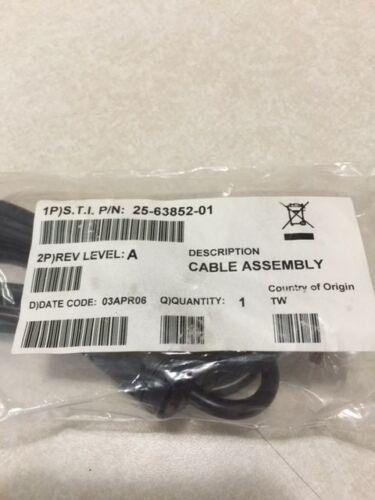 Symbol Data Cable Part#25-63852-01 for SYMBOL//MOTOROLA CRD9000,CRD7000 /& MORE