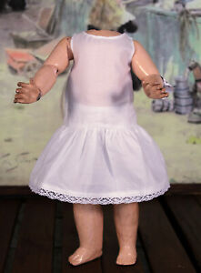 """20/"""" Doll Matching Cotton Two-Piece Underwear Set for 19/"""""""