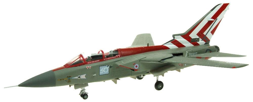 AV7251001 - 1 72 TORNADO F3 ZE907 65 SQN RAF CONINGSBY 1990 DISPLAY AIRCRAFT