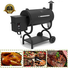 Grill  Wood Pellet  BBQ Smoker with Digital Control