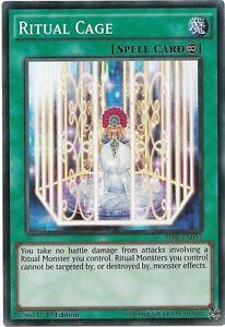 Ritual Cage Yugioh THSF-EN055 Mint 1st Edition Super Rare