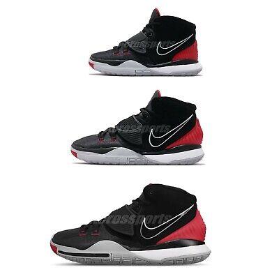 Nike Kyrie 6 EP Black University Red Irving Mens Womens Kids Shoes Pick 1    eBay