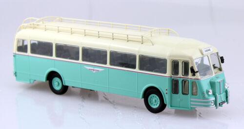 Chausson APH 47 autobús francia 1:43 Altaya maqueta de coche