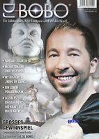 Dj Bobo + Fantasy Tour 2010 + Programm + Magazin + Neu + Rar +