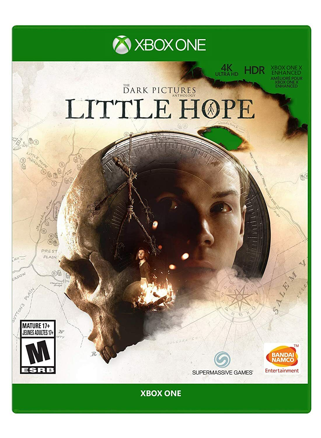 The Dark Pictures: Little Hope - Xbox One Brand New
