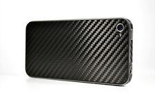 Carbon Fiber Skin Back Cover for Apple iPhone 4 4G UK