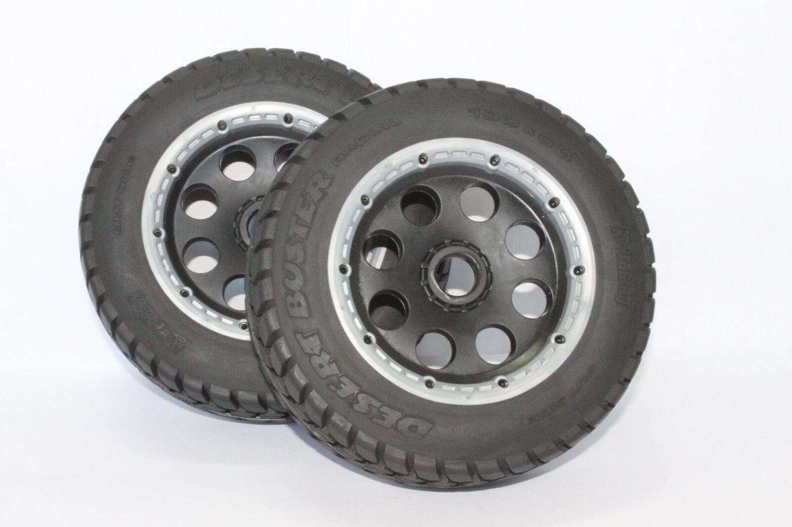 Baja 5T front Off road Wheel Set For 1/5 HPI rovan km