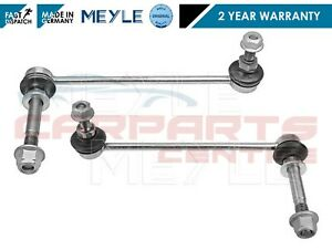 PORSCHE-911-996-Boxster-986-front-anti-roll-bar-drop-link-rods-bras-paire-Meyle