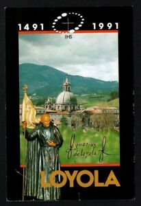 Image pieuse de San Ignacio de Loyola santino holy card andachtsbild wUx9CI69-09100354-952918771