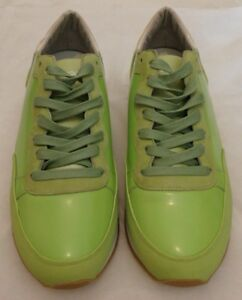 Sneakers Trainers Lime green Size uk