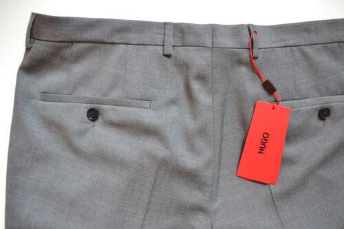 NWT HUGO Red Label by Hugo Boss Patterned Virgin Wool Dress Pants