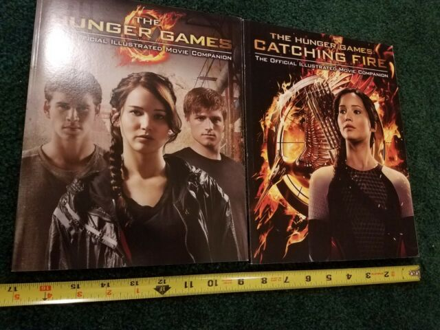 The Hunger games : Catching fire : the official ...