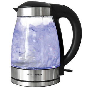 Charles-Bentley-1-7-Litre-LED-Illuminated-Glass-Electric-Kettle-360-Cordless
