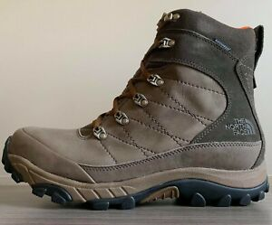 b5160192bac The North Face Men's CHILKAT LEATHER BOOTS size 12 $120 Weimaraner ...