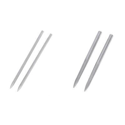 4Pcs   Needles Fid Stainless Steel Bracelet Lacing Stitching Needles