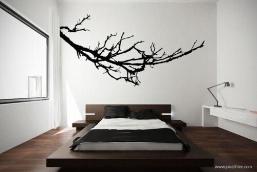 Living Room Bedroom Blossom Branch Home Decal Vinyl Wall Mural Decor Sticker