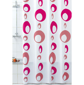 Curtains-shower-antifungus-Vinyl-Waterproof-3-measures-Rings-Included-bath-sheet