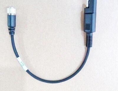 Topcon GPS Hiper SR A00307 power cable Topcon Hiper GPS 6-pin Topcon SAE cable