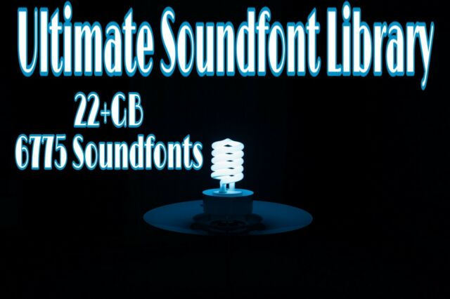 Strings Soundfont