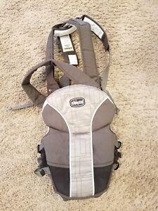 02bb7ea53bd Chicco UltraSoft Magic Baby Sling Carrier Black   Grey - Model 10960 ...