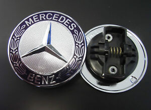 mercedes benz original emblem abdeckung stern motorhaube. Black Bedroom Furniture Sets. Home Design Ideas