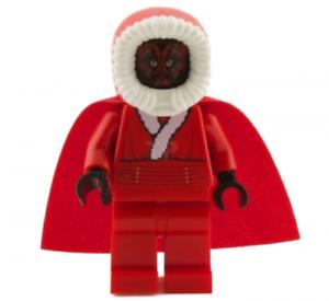 LEGO Babbo Natale Darth Maul 9509 Calendario dell'Avvento 2012 Star Wars minifigura