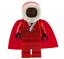 miniatura 1 - LEGO Babbo Natale Darth Maul 9509 Calendario dell'Avvento 2012 Star Wars minifigura