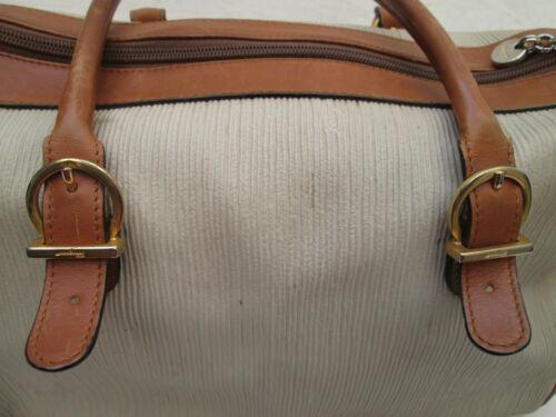 Made Sac Authentique Tbeg Main Italie À Salvatore Bag Vintage Ferragamo In nXAAgfq1