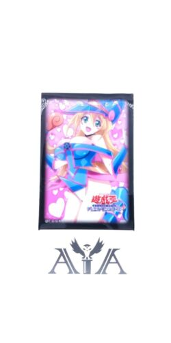 1X Fresh Pack Dark Magician Girl D Sleeve 63x90mm  ayasarchive.com 50